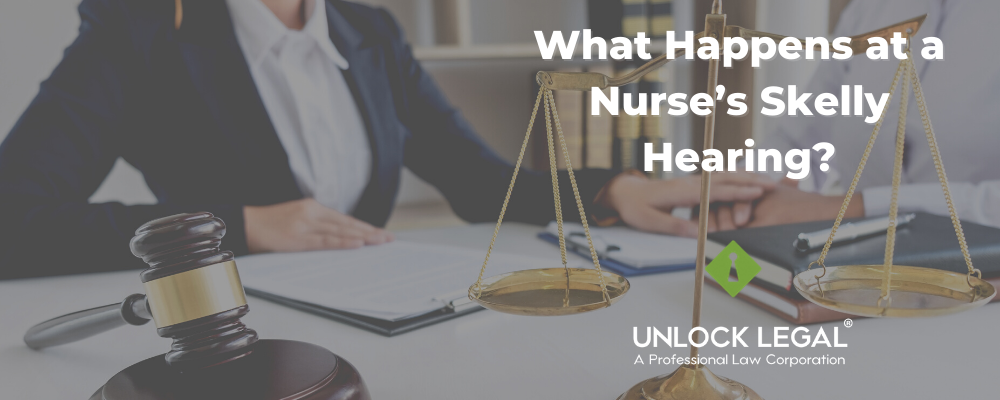 What Happens at a Nurse's Skelly Hearing